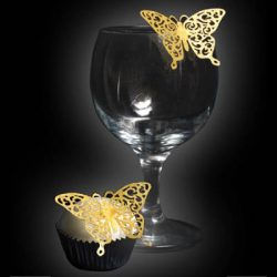 GOLD LACE BUTTERLY 2