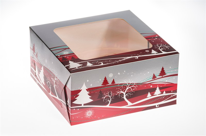 10 Christmas Box Decobake